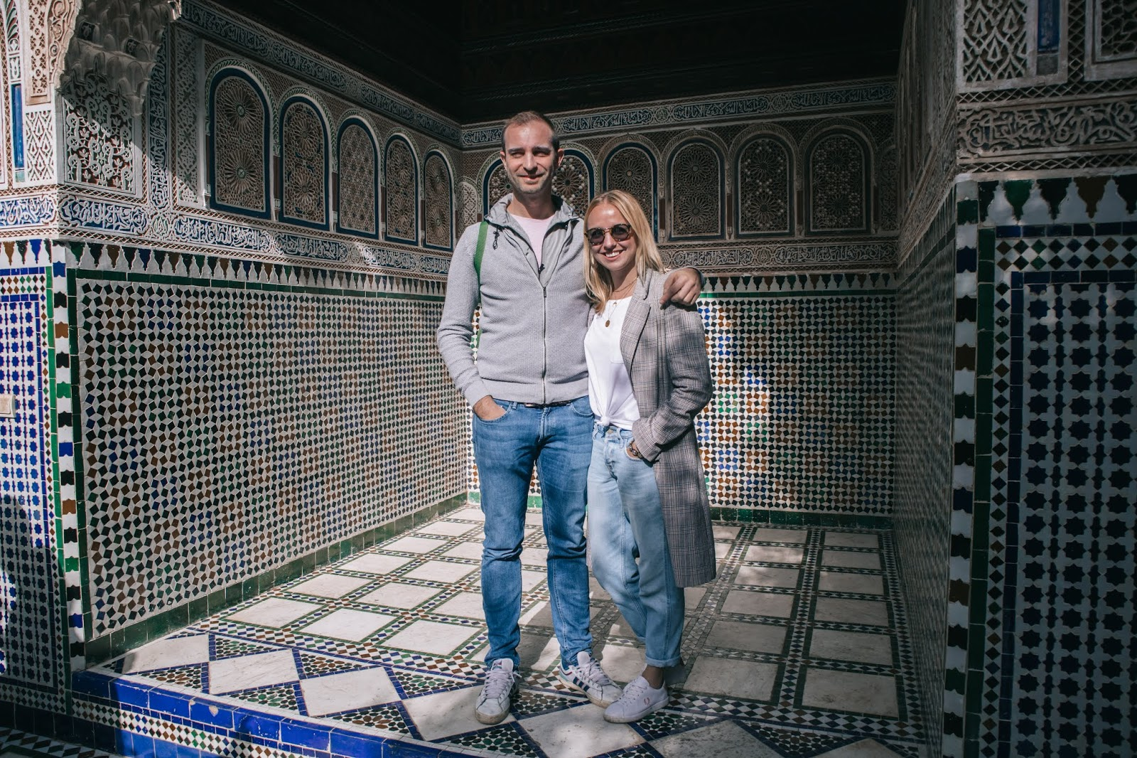 Suz and the Sun, Suz and the Sun travel, Marrakesh 2018, Marrakesh travel, Suz and the Sun style, Bahia Palace