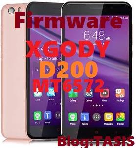 ROM Xgody D200 MT6572