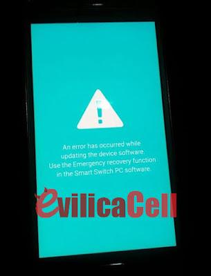 Emergency Recovery Samsung J7 Pro SM-J730G