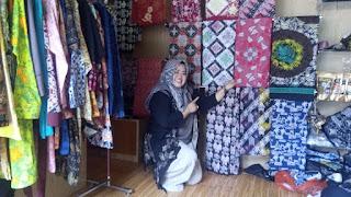UMKM Batik Chanting Pradana Banten