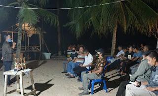"""Penutupan Turnamen Sepak Takraw """"Perdana"""" Karang Taruna Desa Penuba Timur"""