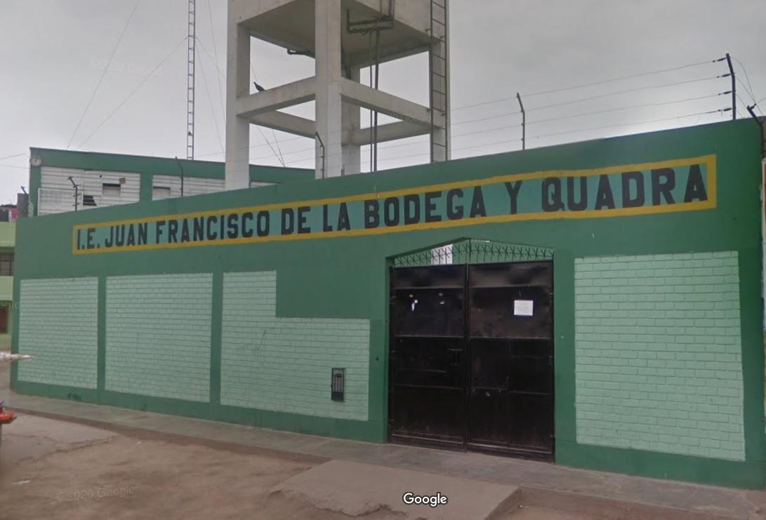 Colegio 5042 JUAN FRANCISCO DE LA BODEGA Y QUADRA - Callao