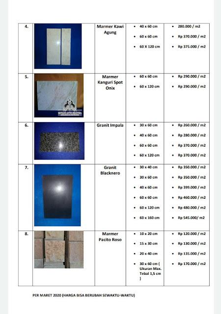 Lantai Marmer Tulungagung, Daftar Harga Marmer Tulungagung 2021, Spesialis Marmer Tulungagung