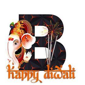 Diwali-B-Alphabet-Images