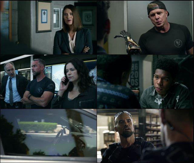 S.W.A.T. Temporada 3 HD 720p Latino Dual