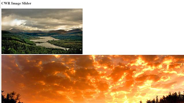 javascript image slider   image slider using html css javascript