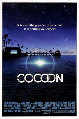 Cocoon [1985] [DVD5 + DVD9] [Latino]