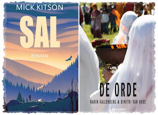 Mick Kitson, Karin Kallenberg, Dimitri van Hove, uitgeverij Cossee, Ellesy Crime