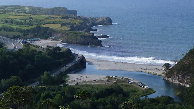Playa de San Antolín de Bedón - Llanes - Asturias