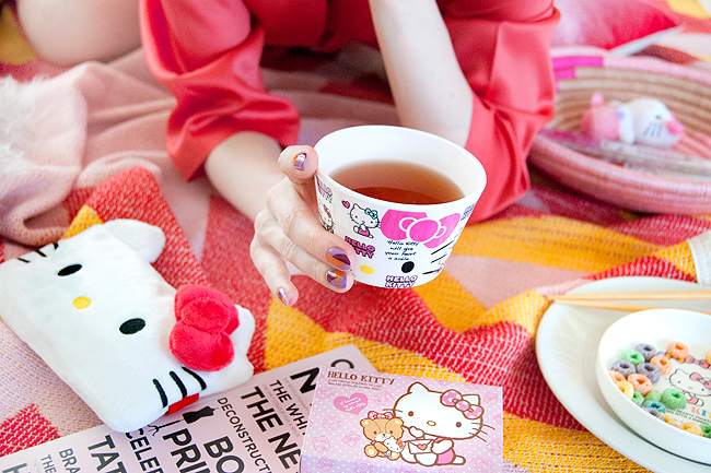 Hello Kitty, Influencer, stationary favourites