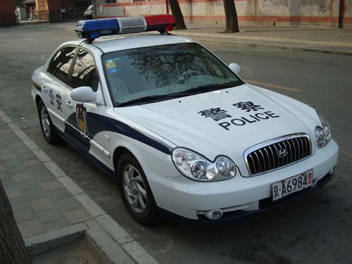 Beijing Traffic Fatalities