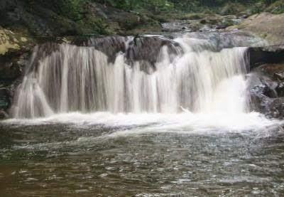 Air Terjun Alahan Yang Indah dan Mempesona