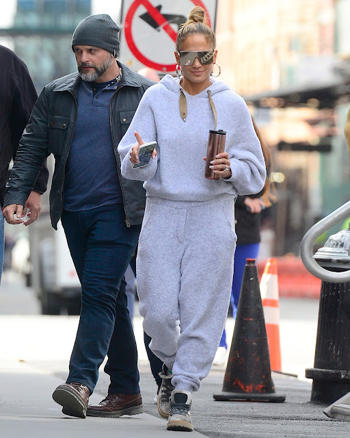 The Ultimate Celebrity Guide To Wearing Your Sweatsuits In Style