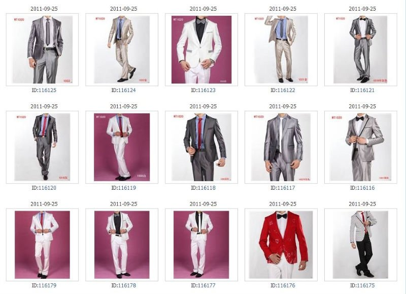 Mens Wedding Suit Types Explained Welcome To Solution At