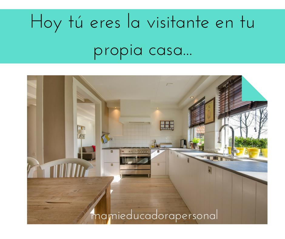 Mami educadora personal for Planifica tu cocina en 3d