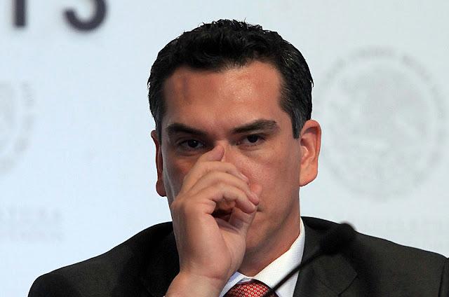 dirigente nacional del PRI, Alejandro Moreno