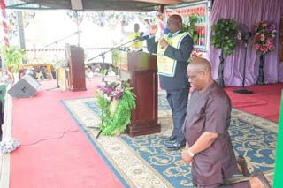 No apologies, Rivers State is a Christian state – Governor Wike