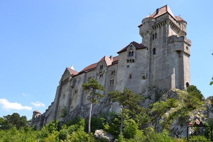 Mödling - podwiedeńskie miasteczko i stary zamek