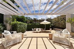 Wonderful Pergola Patio Design Ideas