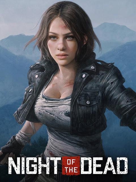تحميل لعبة ليلة الموت Night of the Dead PC GAME download