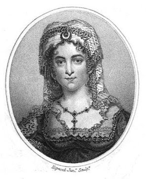 Marchioness of Hertford  from The Ladies' Monthly Museum (1816)