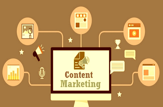 \Content marketing