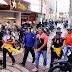 Quase 200 estabelecimentos comerciais foram interditados em dois dias de fiscalização em Aracaju
