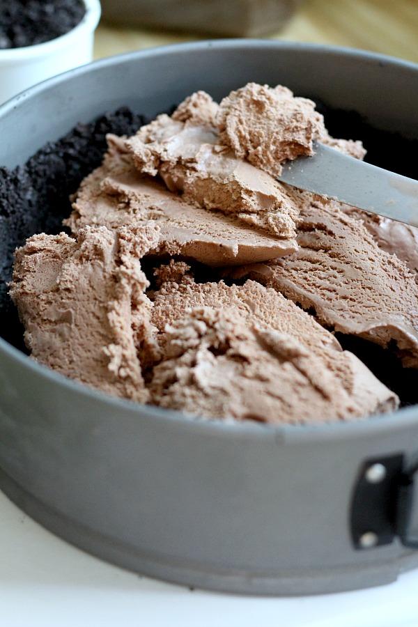 Homemade Birthday Ice Cream Cake | Grateful Prayer