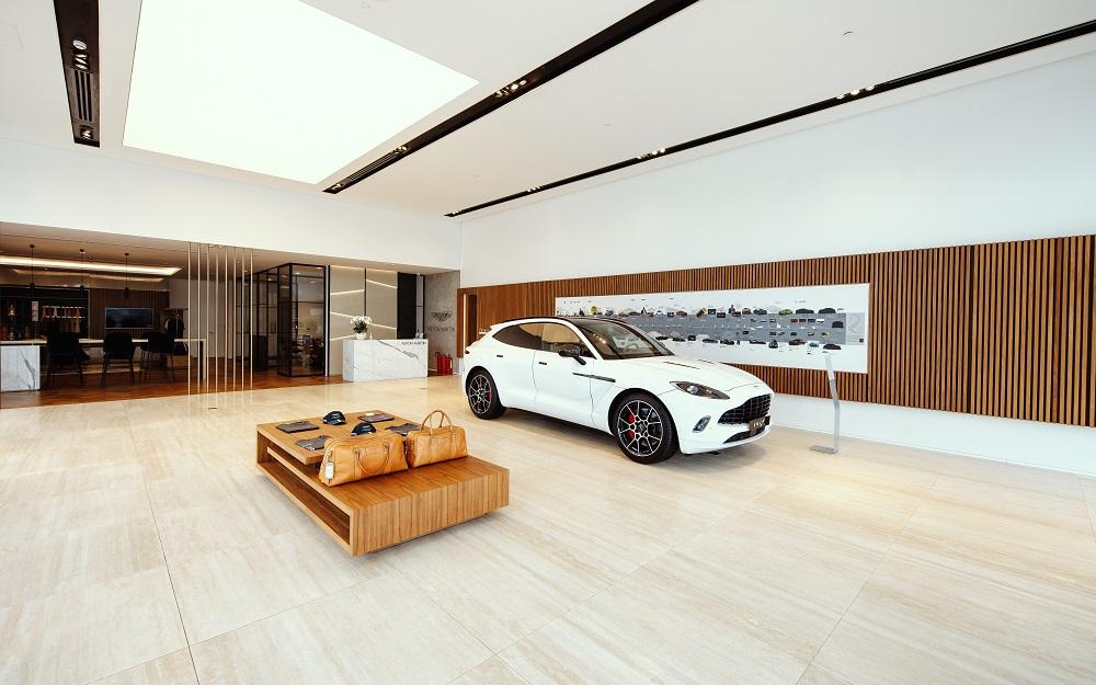 Aston Martin Hồ Chí Minh