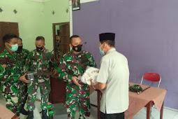 Rasa Hormat Dandim Dengan Purnawiraan dan Warakawuri TNI Polri Klaten