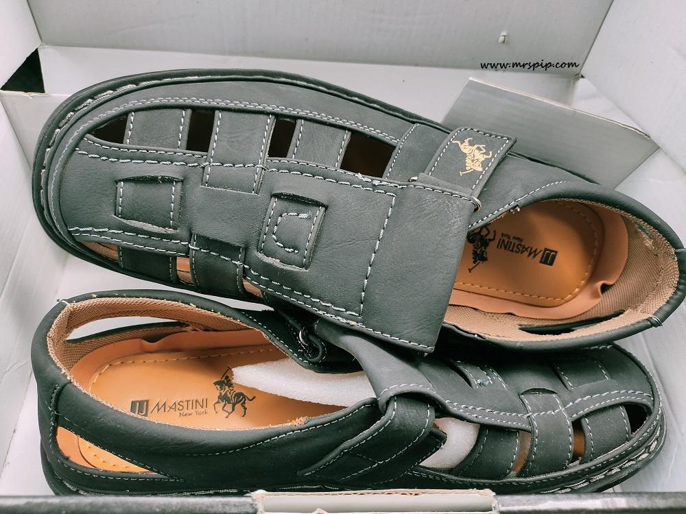 review sandal mastini