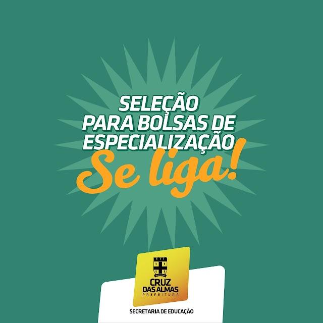 Prefeitura recebe inscrições para bolsas de especialização na Famam até esta terça (03)