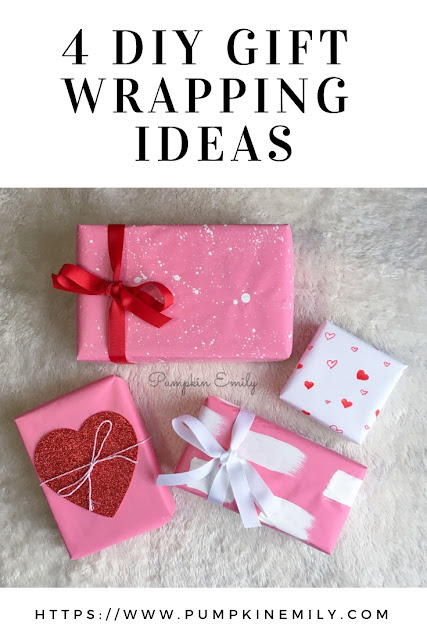 4 DIY Gift Wrapping Ideas