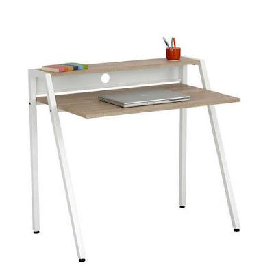 small modern home schooling desk