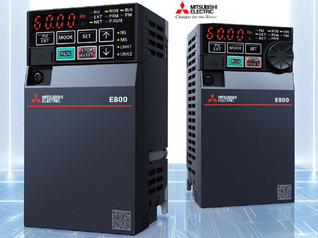 Mitsubishi Electric FR-E800 SERIES inverter