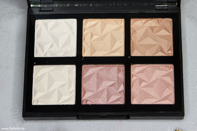 youstar - Glam Queen Highlighter Palette Make-up Set