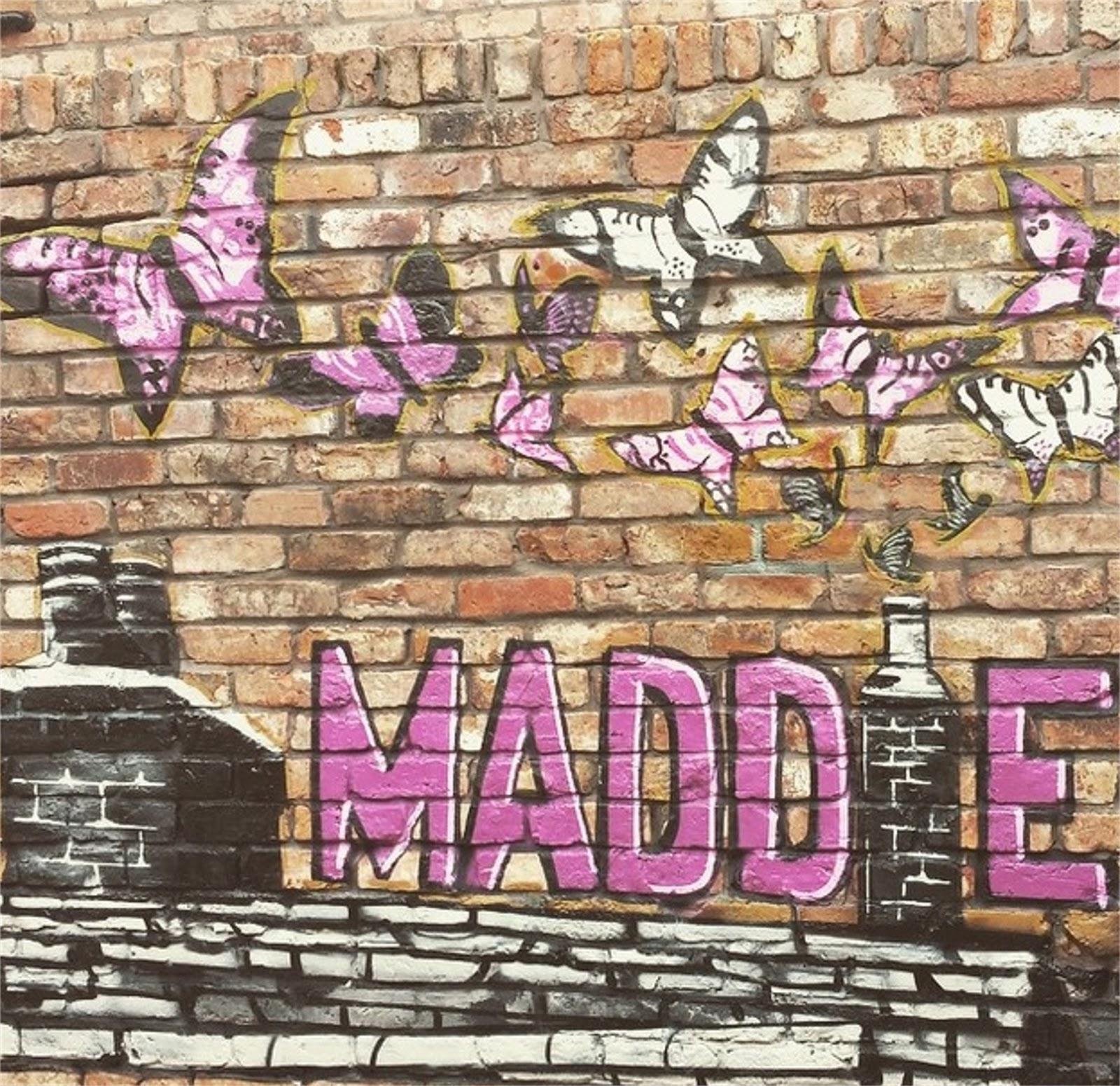 Spray Paint Street Art Space