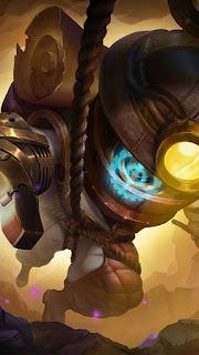 Cyclops Super Adventurer Heroes Mage of Skins V2