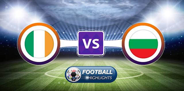 Northern Ireland vs Bulgaria – Highlights