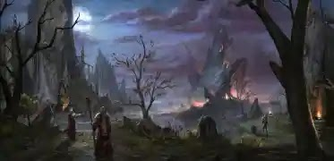 Lineage of Tooth and Claw, Elder Scrolls Online,ESO Tamriel,