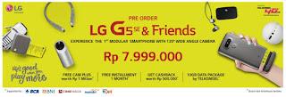 Promo Preorder LG G5 SE