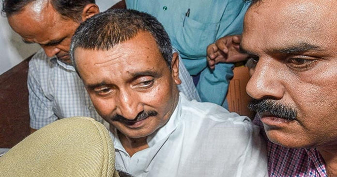 Unnao girl's father's murder; Kuldeep Sengar sentenced to 10 years in prison,www.thekeralatimes.com