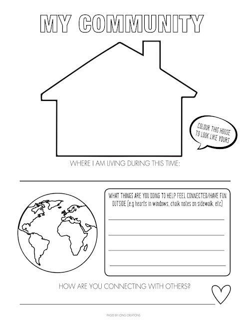 It's just a picture of Time Capsule Printable Worksheets regarding student