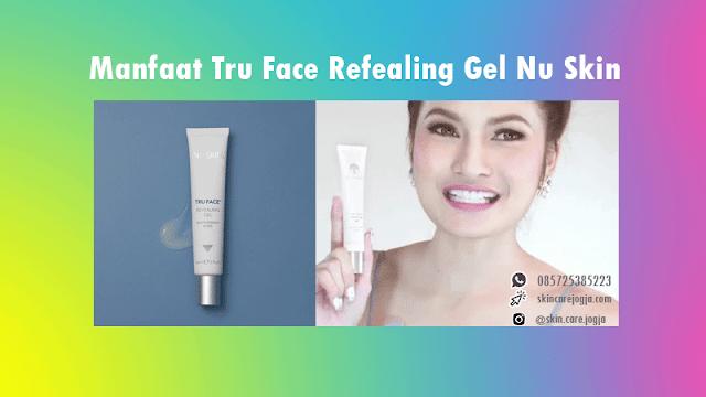 Jual Tru Face Revealing Gel, Manfaat, Fungsi dan Kandungan