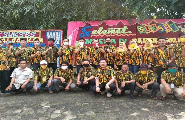 AMPG Lampung Kembali Kawal Musda Ke-IV Golkar Pesawaran