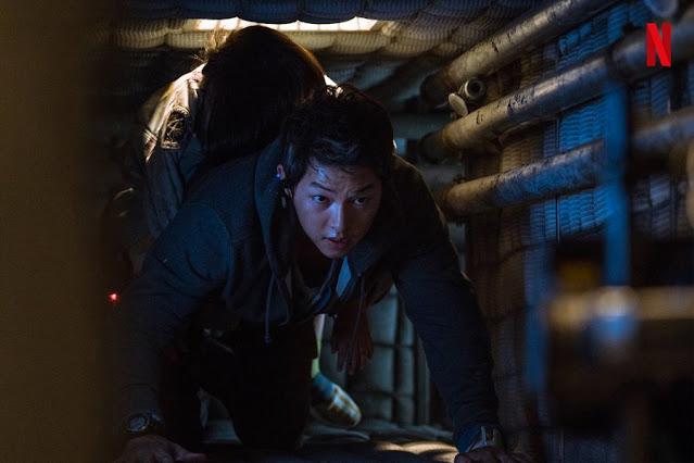 Song Joong Ki sebagai seorang Ayah : Sinopsis Space Sweeper Korean Movie