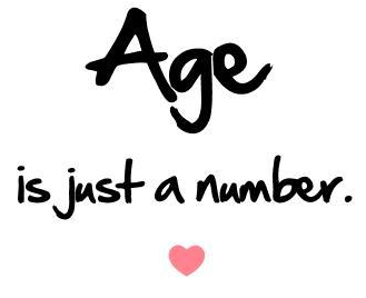 Is age just a number when dating - Saw Creek Estates