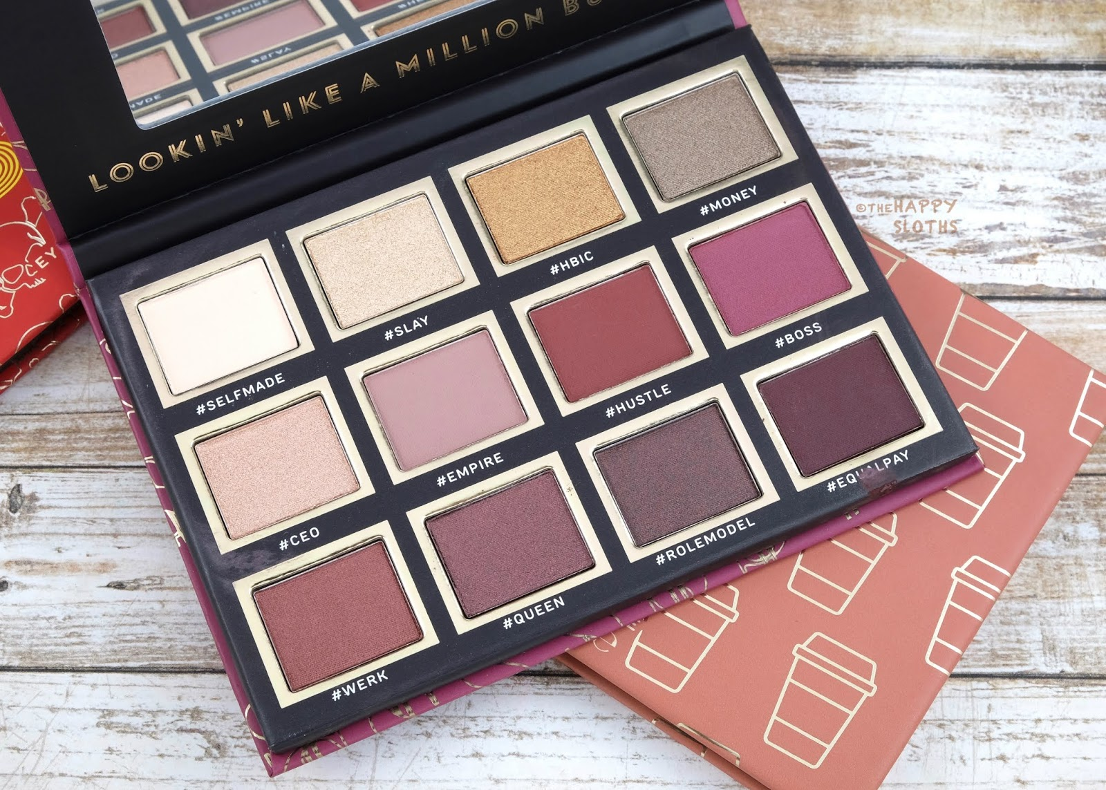 Catrice | Self-Made Bae Eyeshadow Palette: Review and Swatches