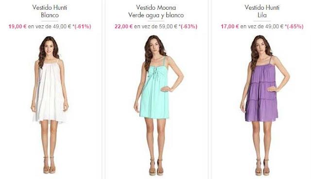 vestidos baratos kaporal