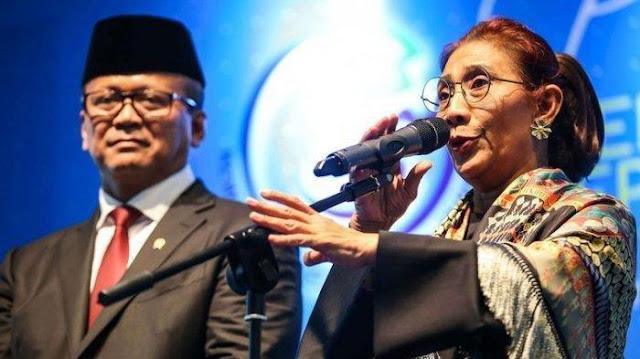 Restu Jokowi Jadi Syarat Edhy Revisi Aturan Susi